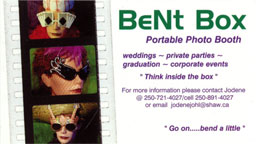 BeNt Box Photo Booth